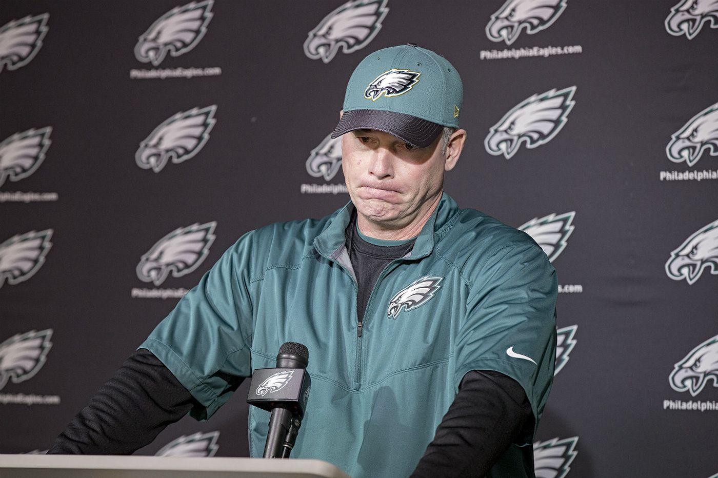 Shurmur: 'Business as usual' for Eagles