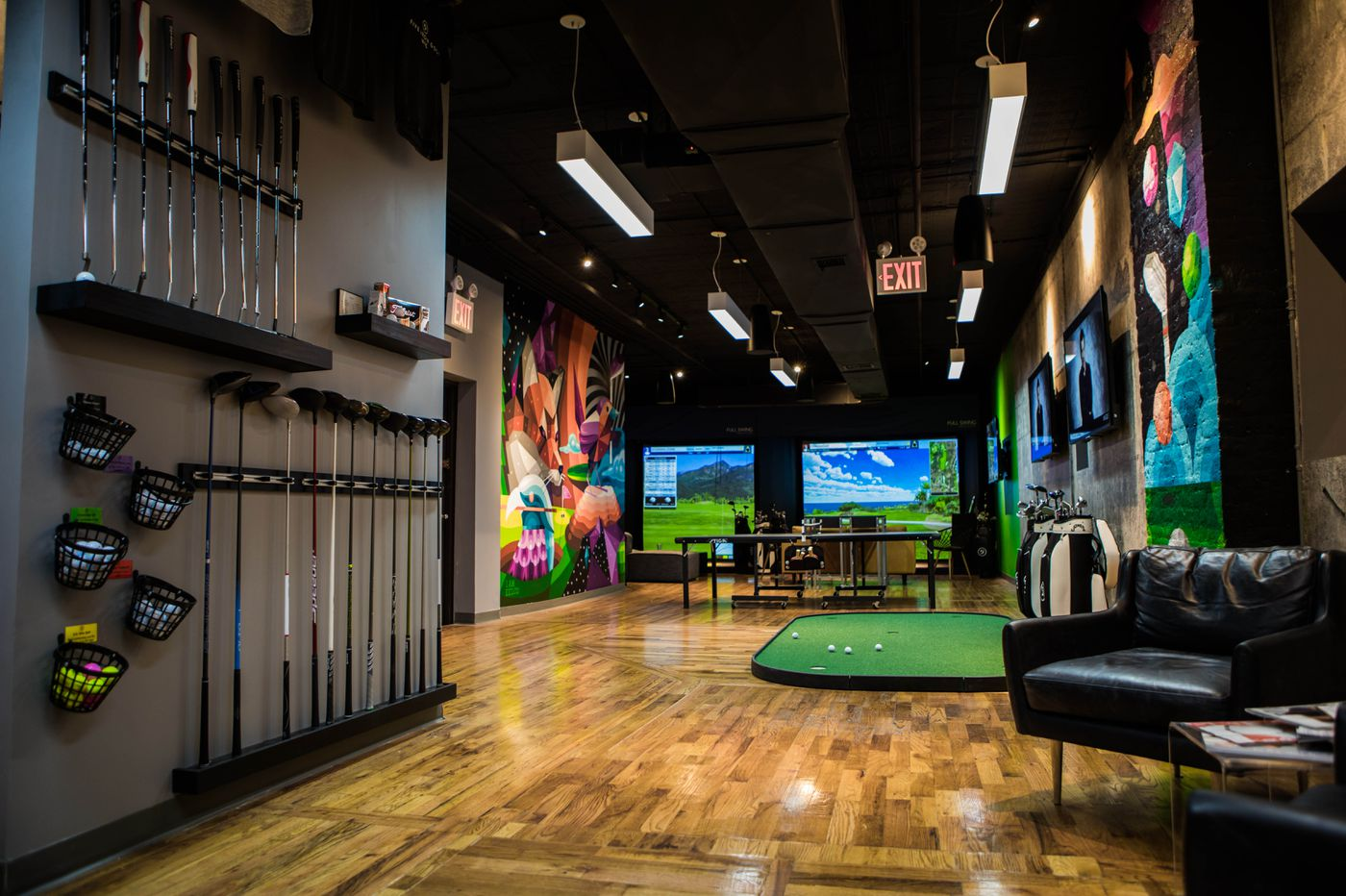 Welcome to the club: NYC's Five Iron Golf to open in Center City