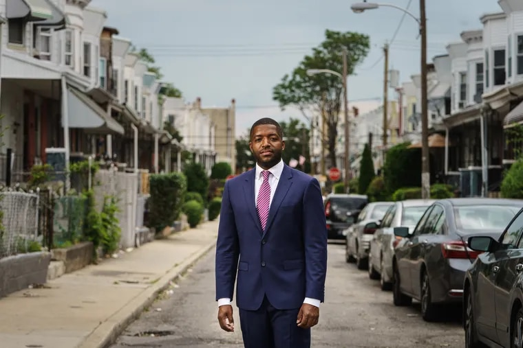 Amen Brown, in his first term as a state representative from West Philly, and a Republican senator from Central Pennsylvania are working together on a proposal to legal recreational marijuana for adults.