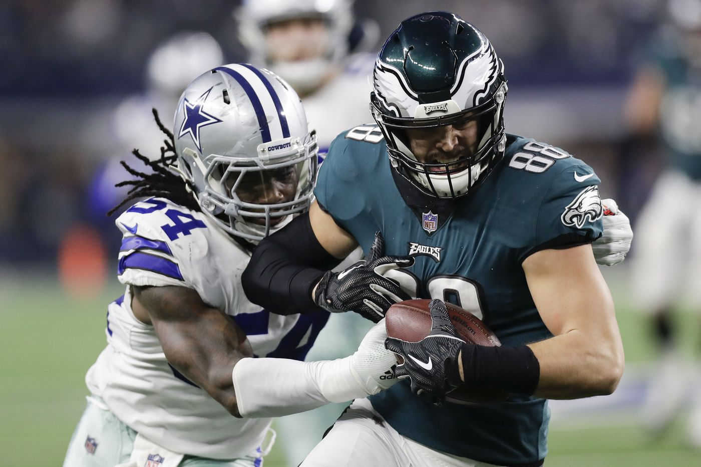 The Eagles have underutilized Dallas Goedert. Will they next year? | Film breakdown