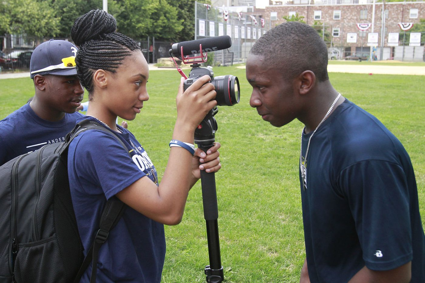 Here is a look at some of the videographers on the Philly high school sports scene