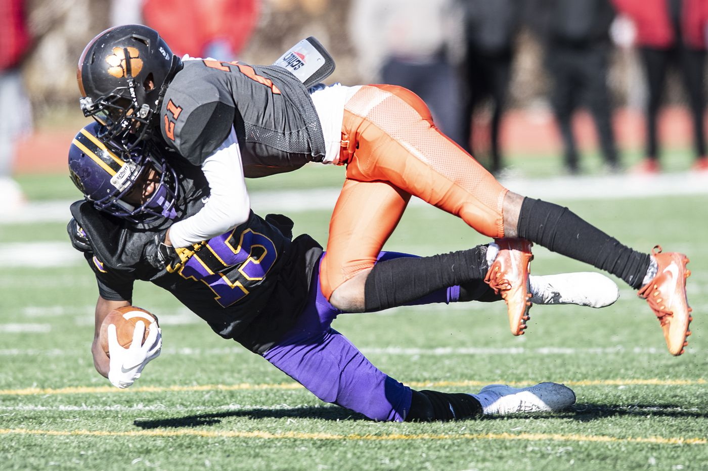 NJSIAA drastically reduces full-contact football practices in effort to increase player safety