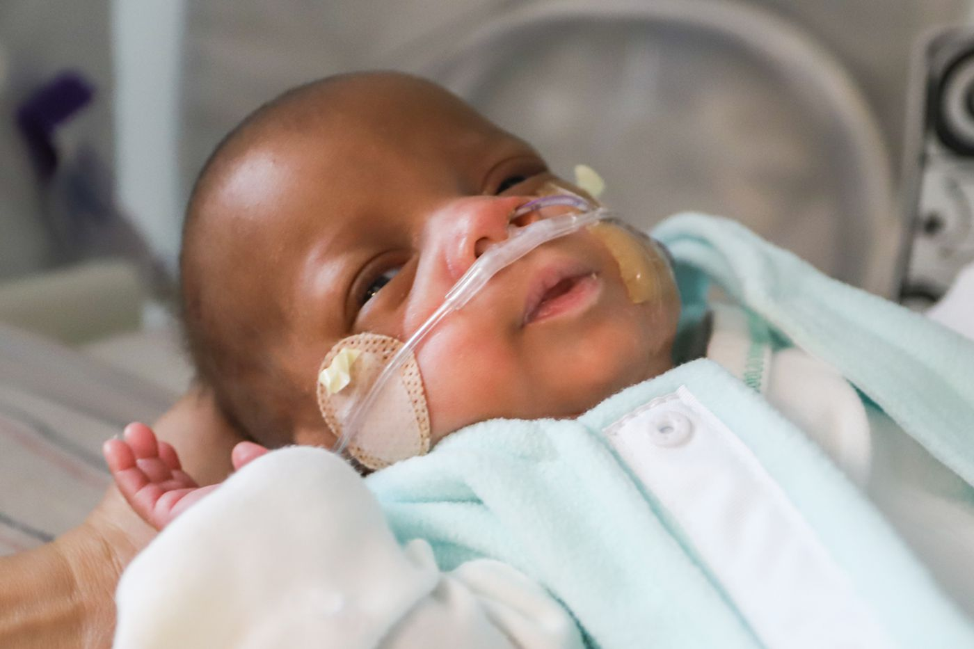Saving MaKenna: Born 4 months early, an odyssey to survival