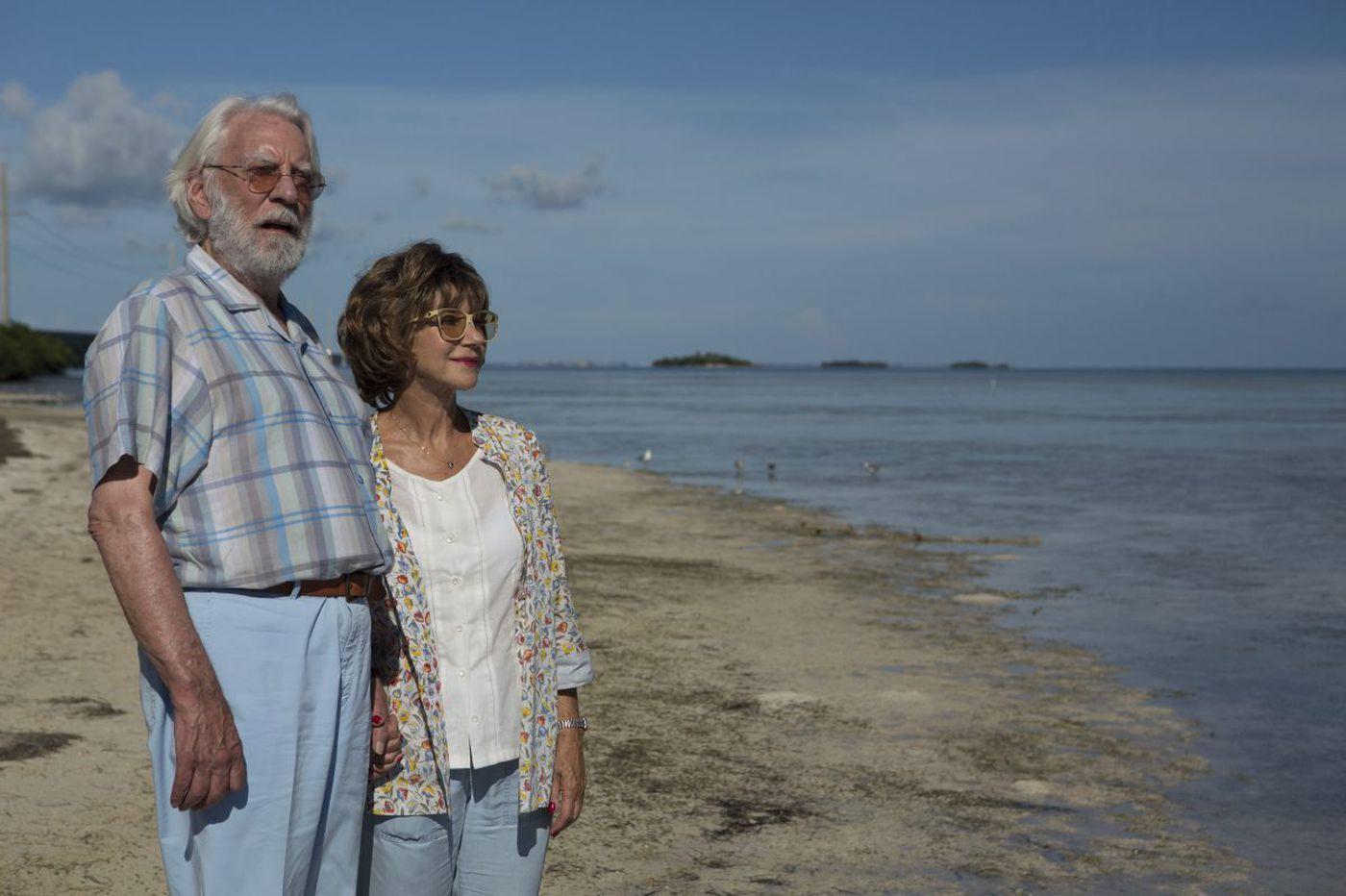 Helen Mirren, Donald Sutherland hit dead end in road movie 'The Leisure Seeker.'