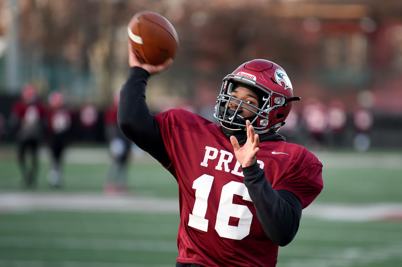 Practice makes nearly perfect for St. Joseph's Prep's Malik Cooper