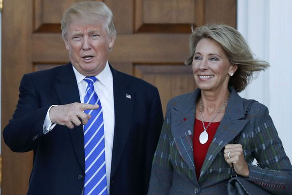 Commentary: DeVos is a champion for students and parents