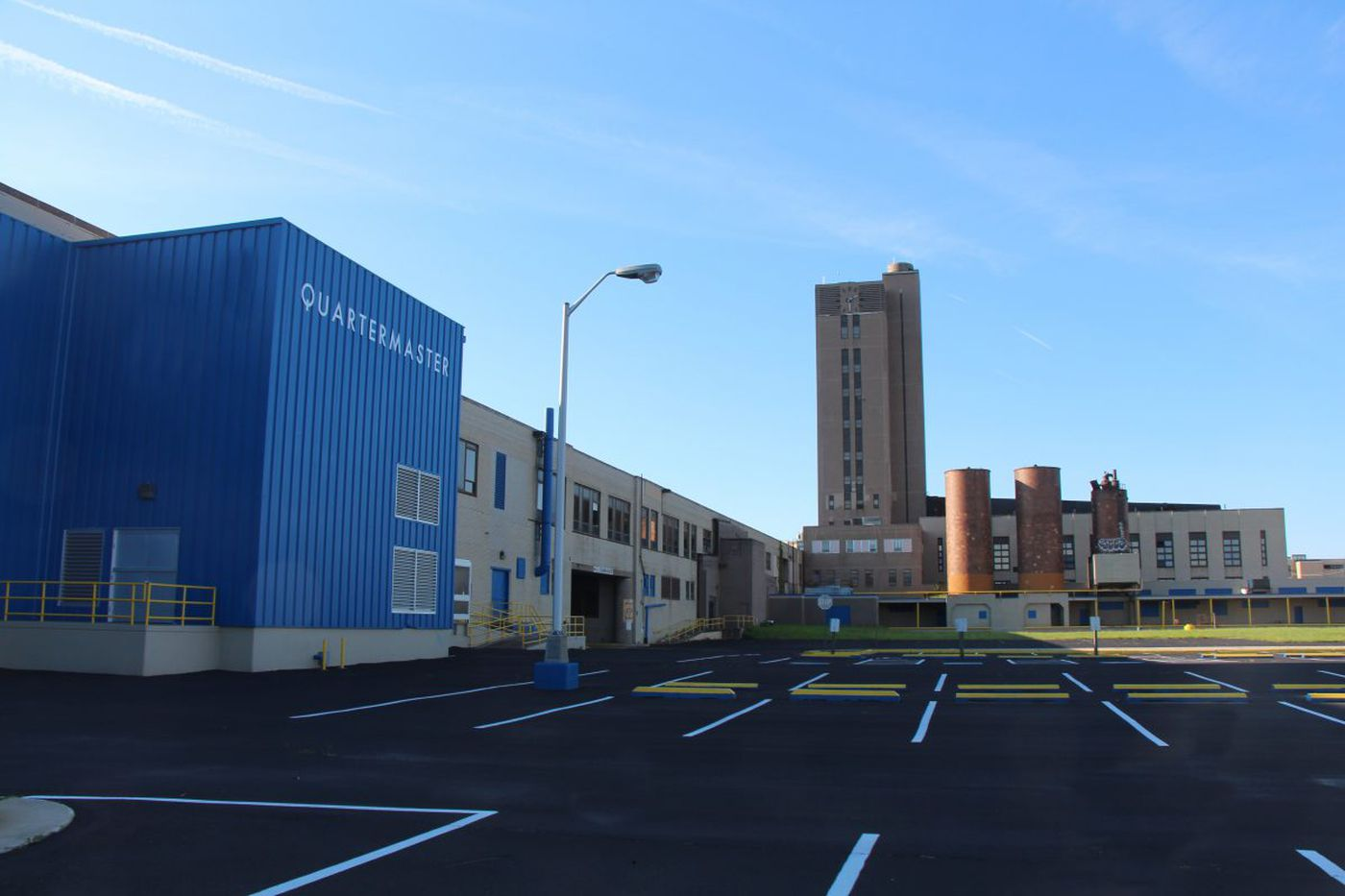 State Police move offices to Quartermaster redeveloped military complex in South Philly