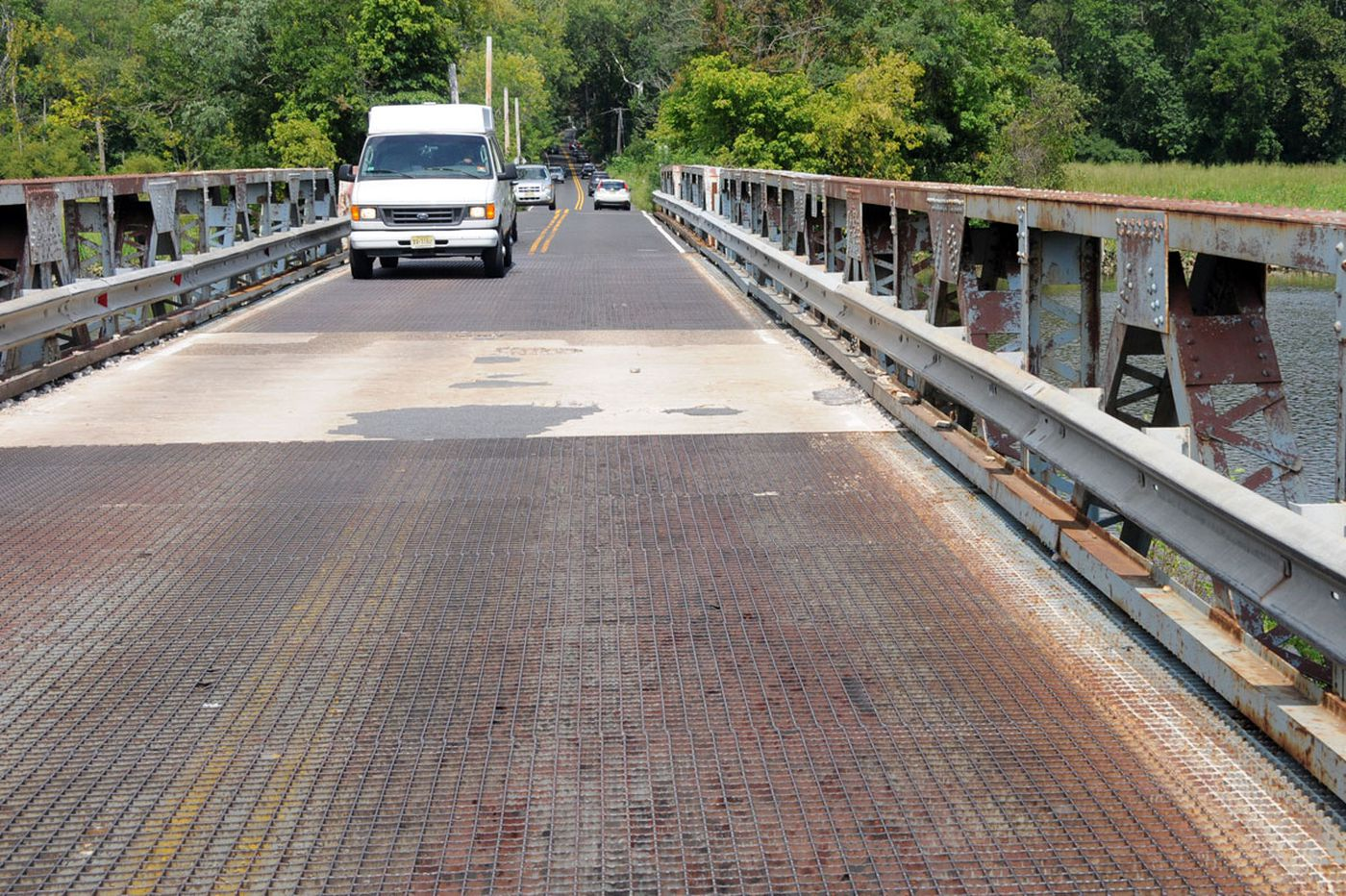 Burlco freeholders vote to demolish Centerton Bridge