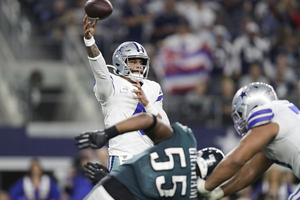 Why the Eagles will definitely beat the Cowboys, and why they absolutely can't | Bob Ford