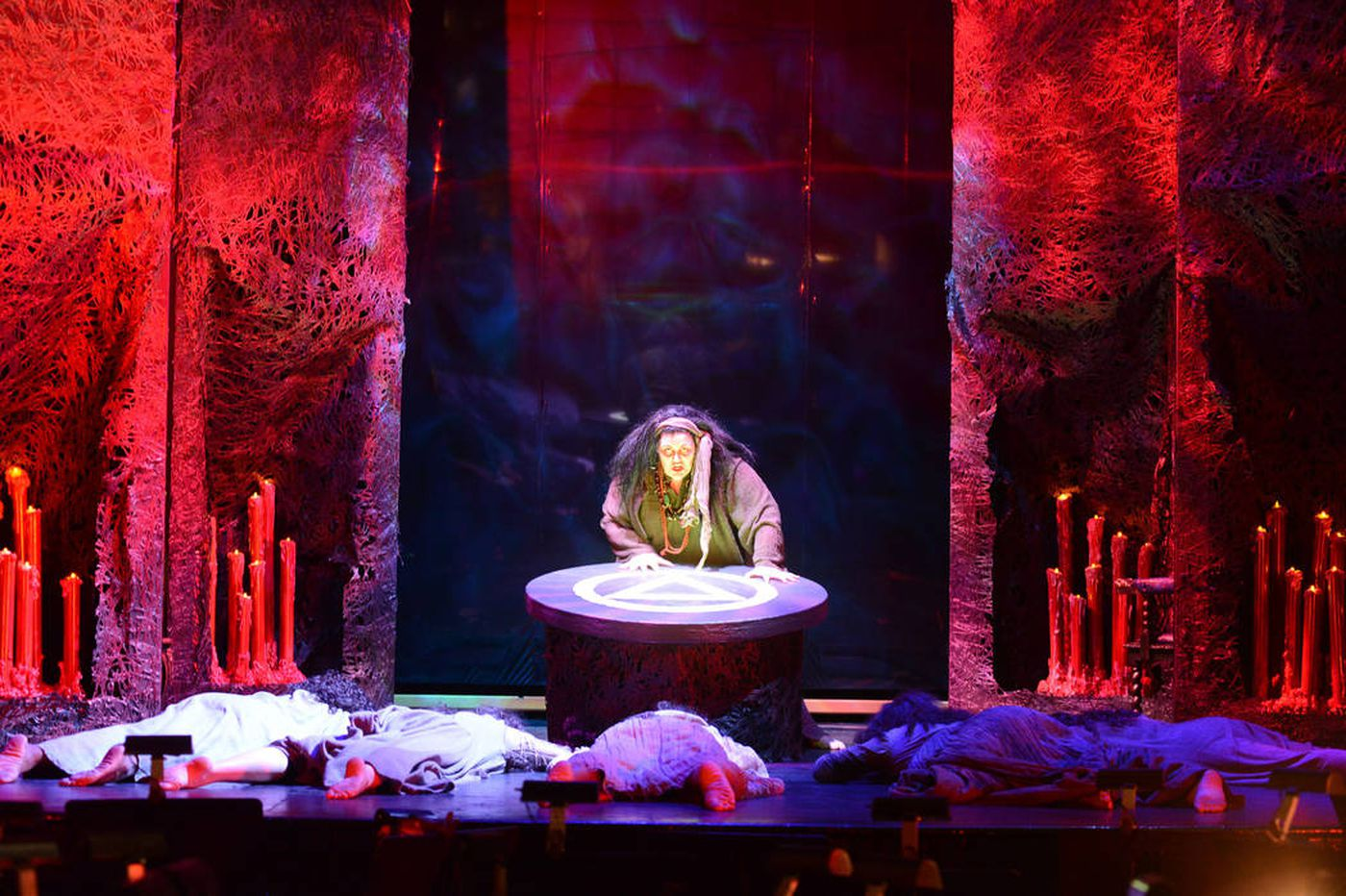 Academy of Vocal Arts brings Verdi's full fury alive