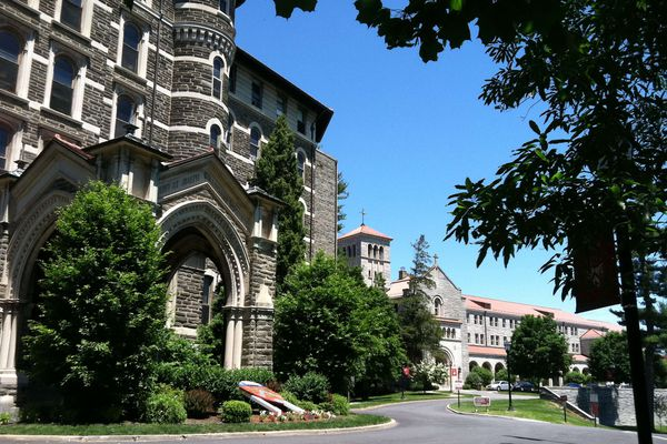 Chestnut Hill College, facing a deficit, averts layoffs with salary cuts