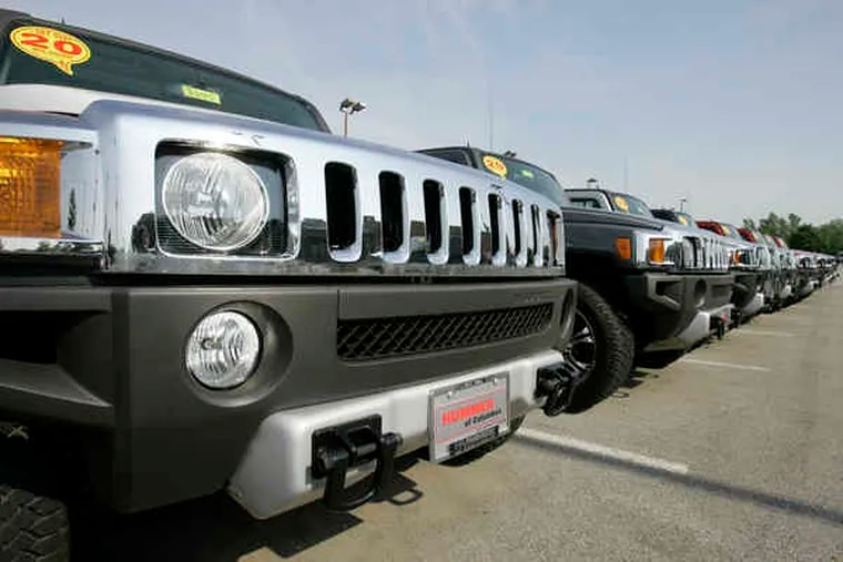 General Motors Corp. said the sale of Hummer to the Chinese company could save more than 3,000 U.S. manufacturing and engineering jobs.