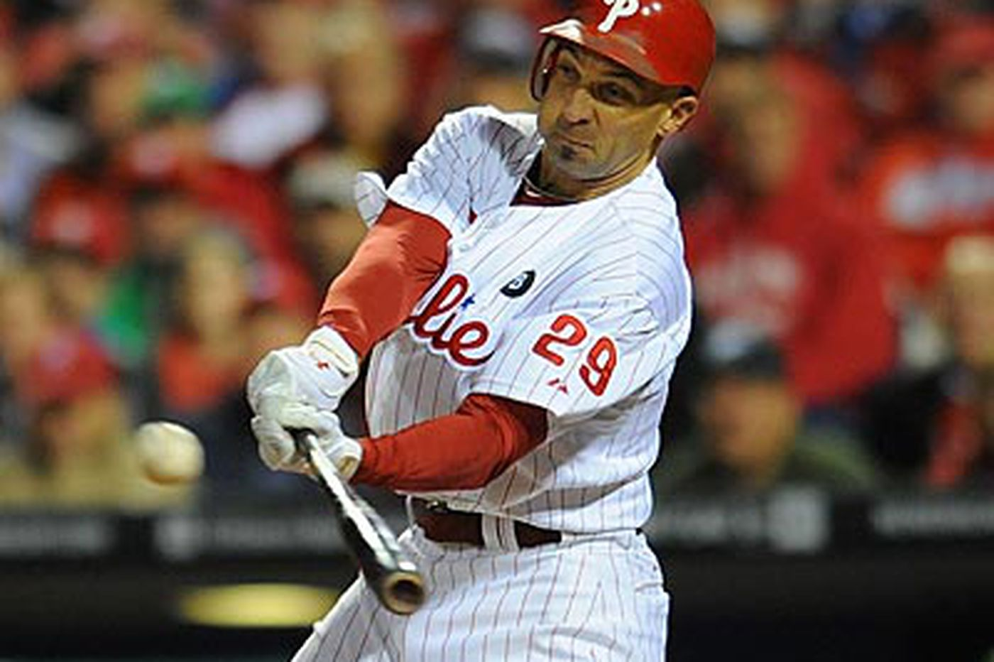 Inside the Phillies: The Yankees' new Mr. October: Ex-Phillie Raul Ibanez
