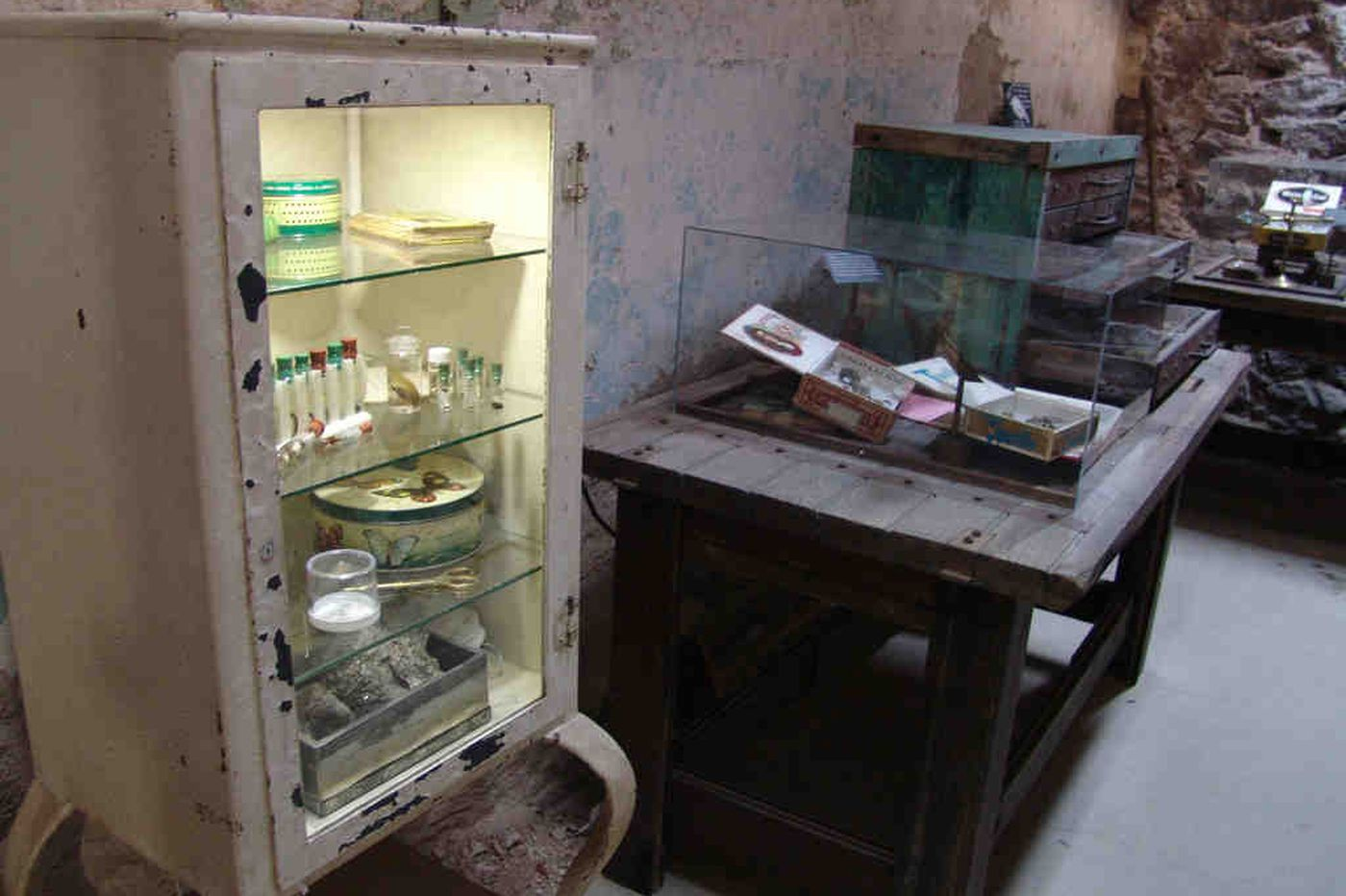 Galleries: Art in the cells of Eastern State Penitentiary