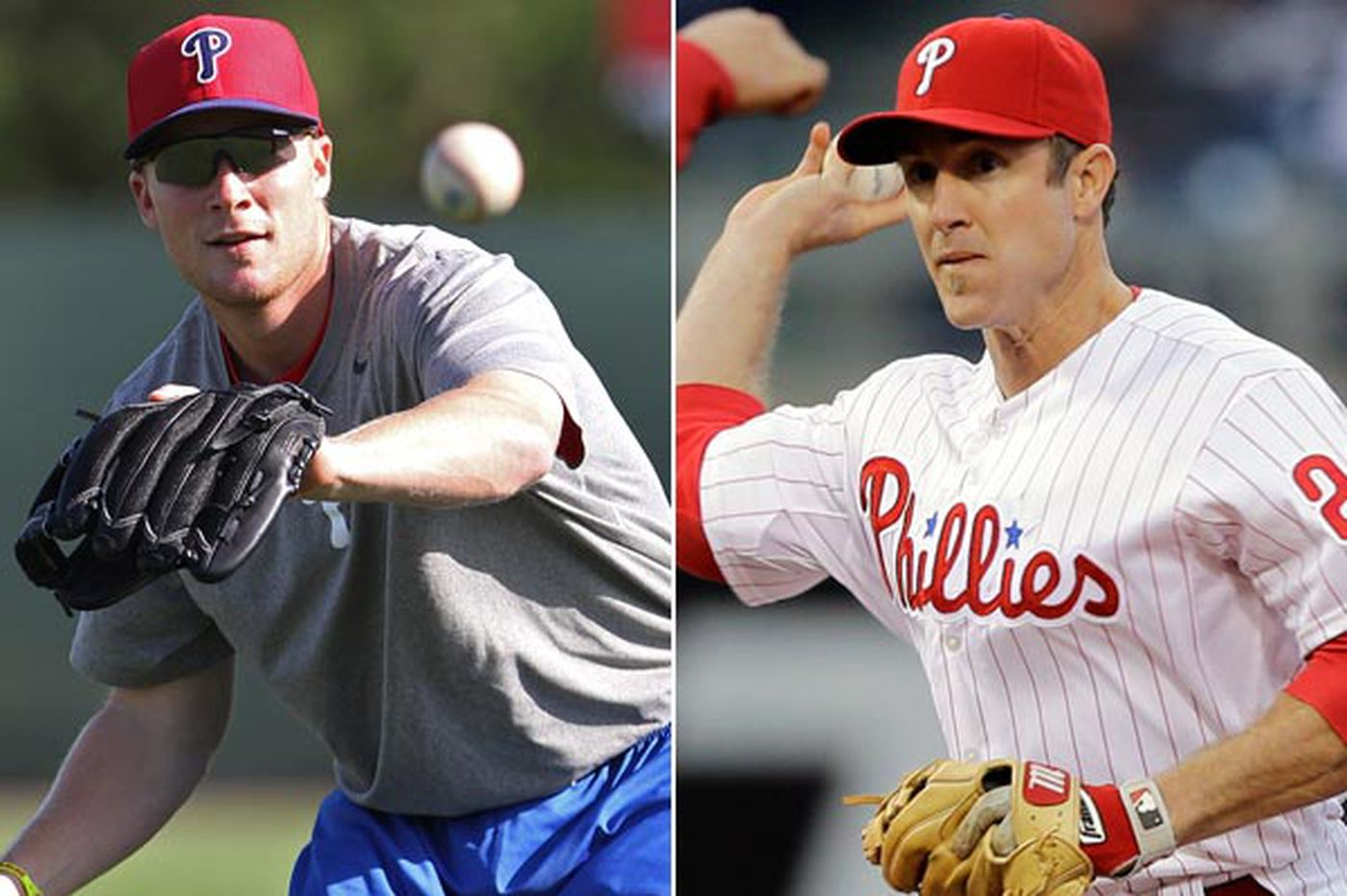 IronPigs' Asche has some Utley in him
