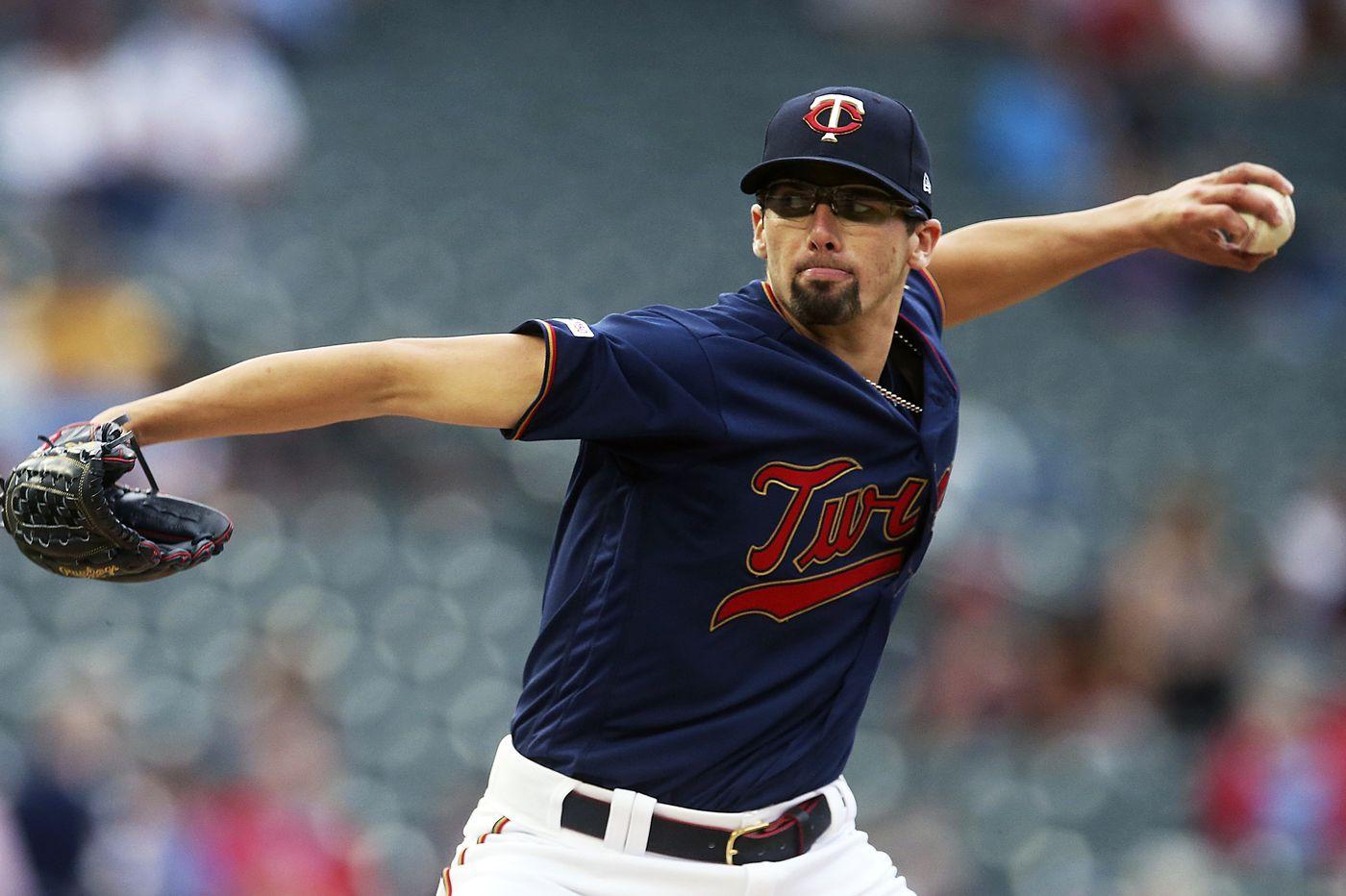 Devin Smeltzer, cancer survivor and former Bishop Eustace star, makes MLB debut with Twins