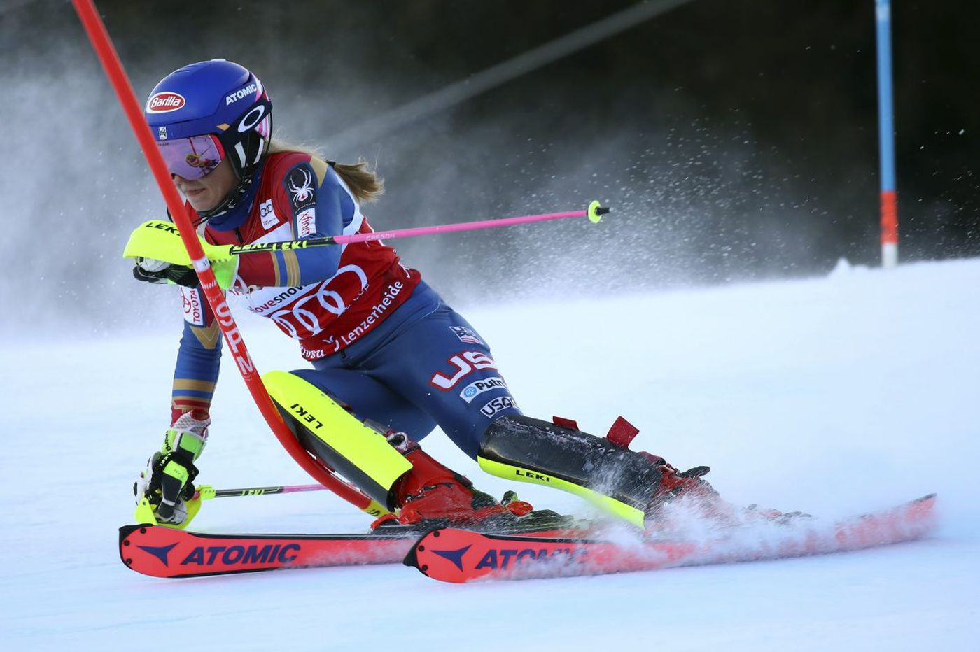 Wednesday Night Olympics: Mikaela Shiffrin watch continues, USA-Canada women's hockey