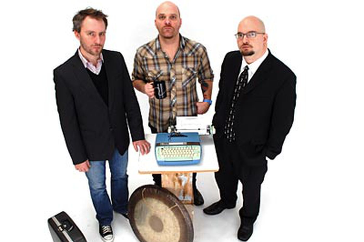 The Bad Plus boys find their new voice
