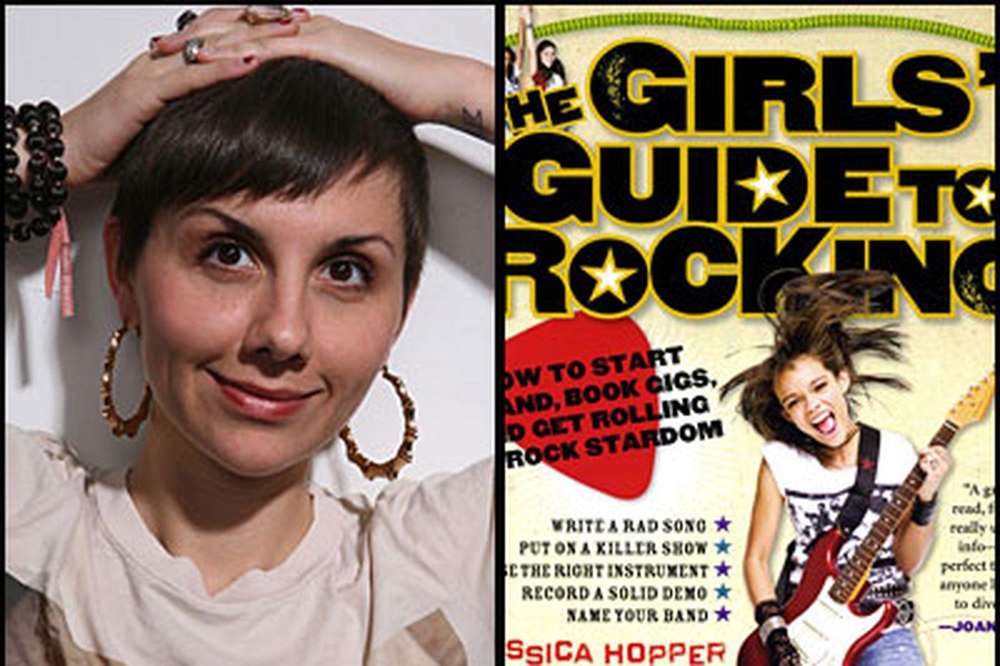 Teaching girls how to rock