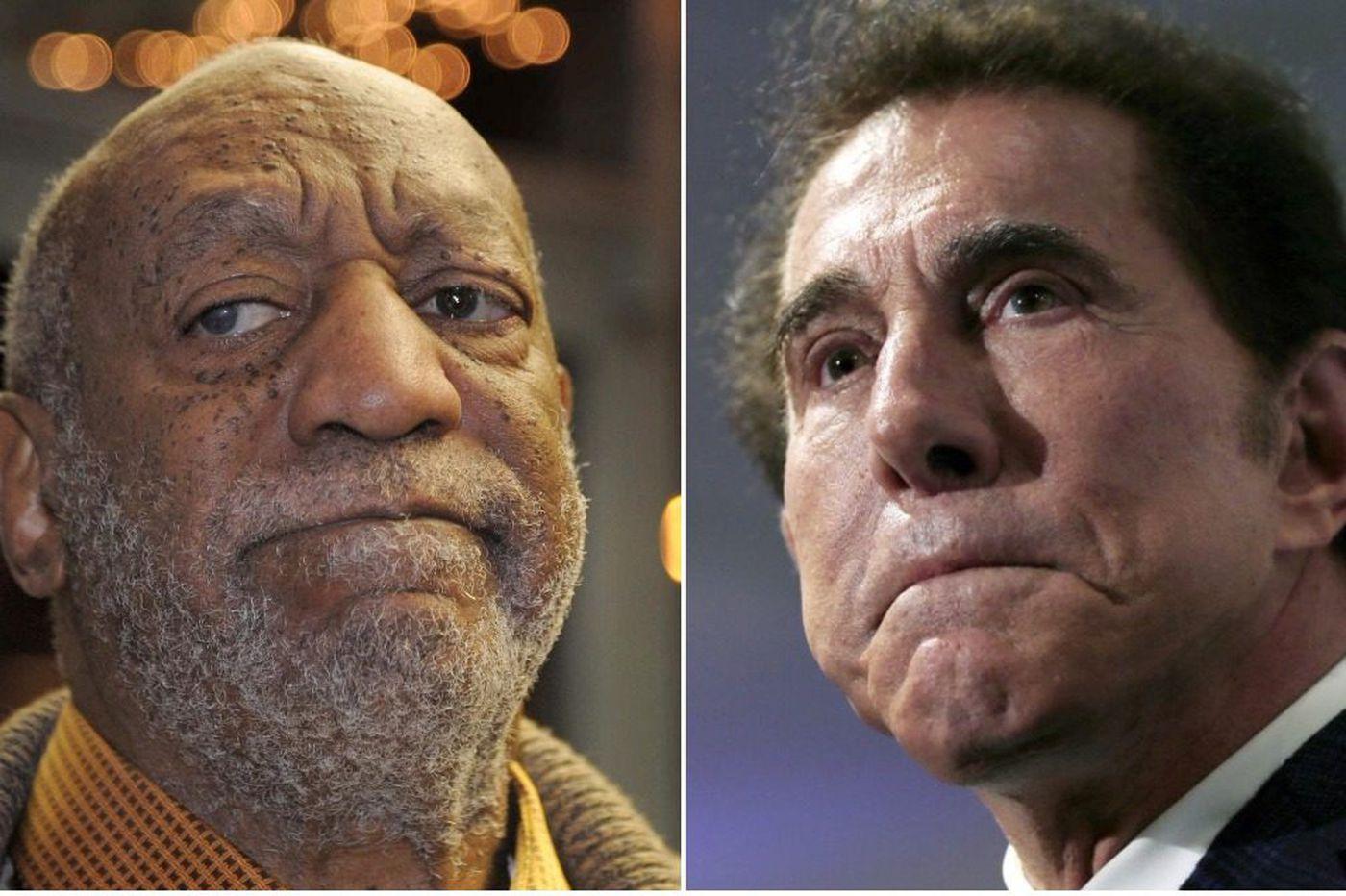 University of Pennsylvania strips Steve Wynn, Bill Cosby of honors