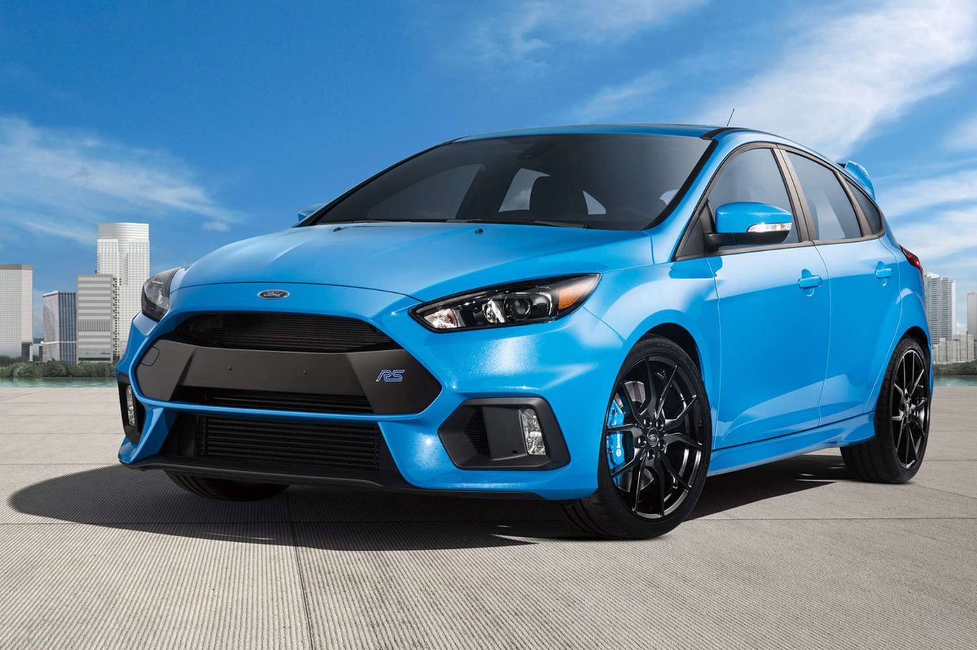 Mitsubishi Lancer Evolution Final Edition Vs. Ford Focus RS: This week, the fast, fun Focus
