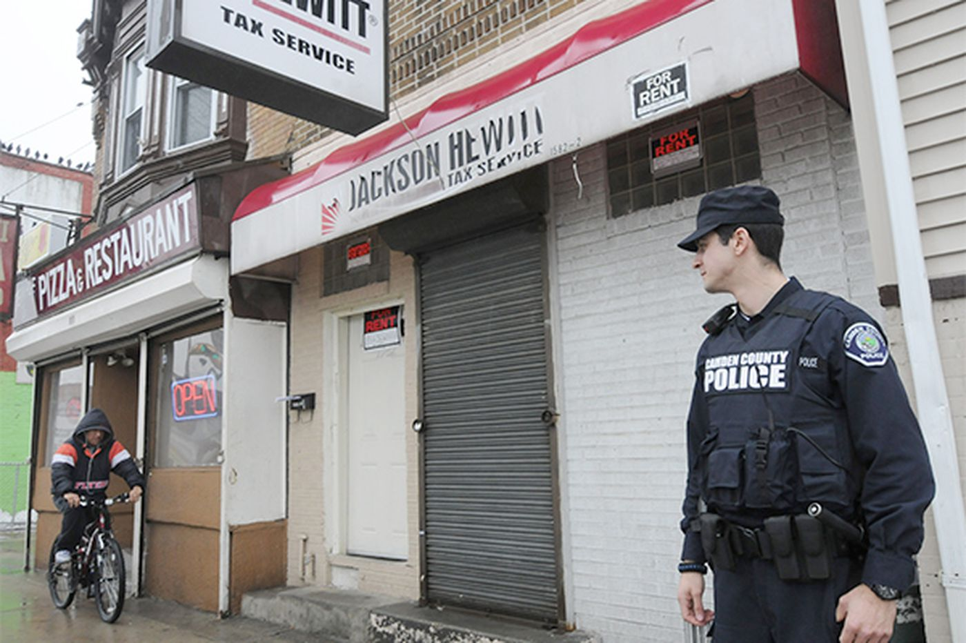 New police try to change minds, win hearts in Camden streets