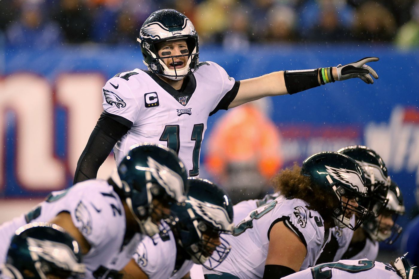 Happy Birthday Carson Wentz You Played Great All Year Not Just