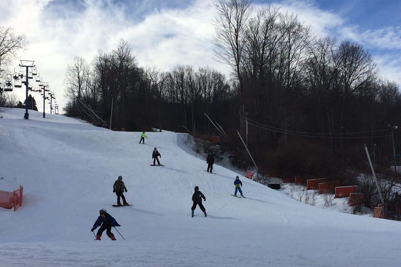After 'bomb cyclone,' Poconos skiing enjoys boost, at least for now