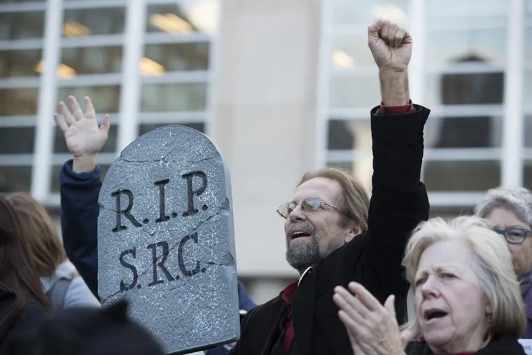 Onlookers cheered the end of the School Reform Commission. What comes next?