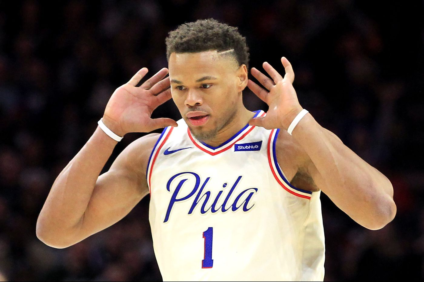 Justin Anderson slept through Sixers trade that sent him to Hawks