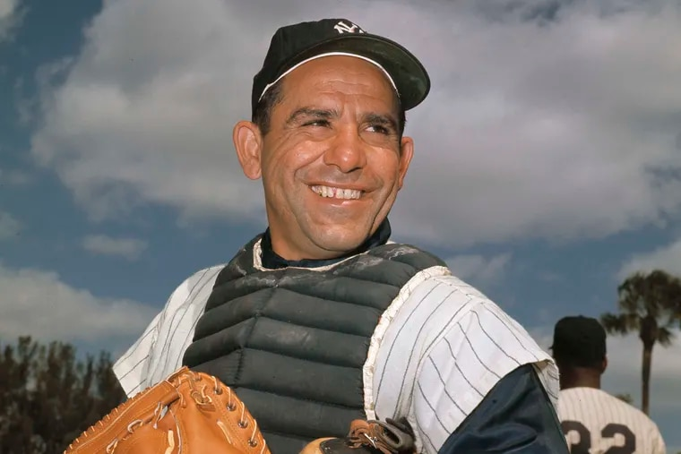 Baseball great Yogi Berra died at age 90.