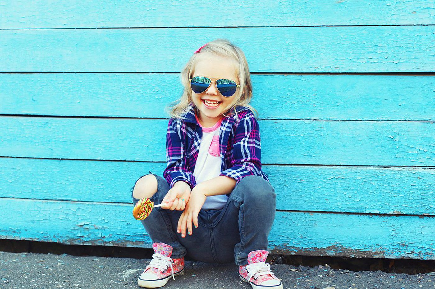 Does your child have the right summer eye protection?