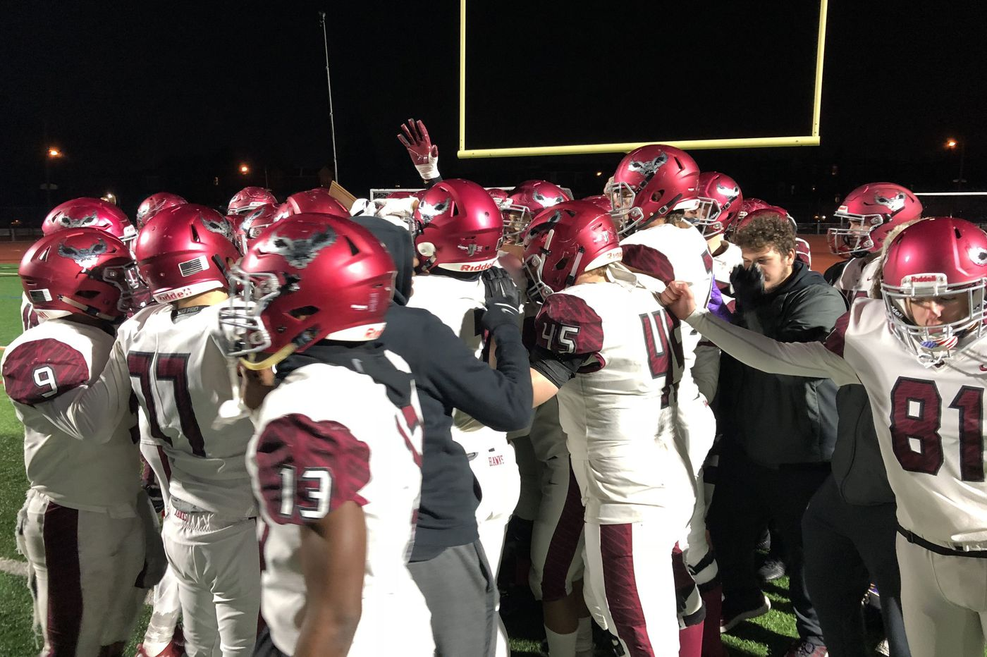 Cooper Kim, St. Joe's Prep to face Bethlehem Freedom in PIAA Class 6A football quarterfinal