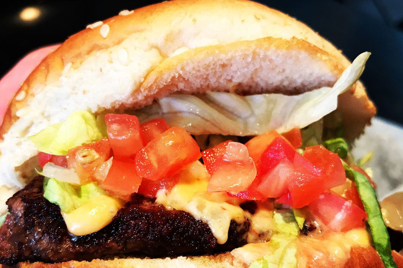 Free burgers at Napoleon Burger's opening in Manayunk
