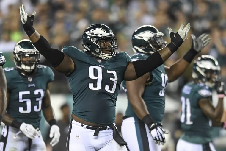 Eagles defensive tackle Tim Jernigan feels like he has found a home in Philadelphia after signing his extension.