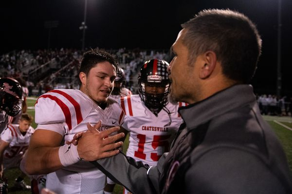 Like father, like son: Coatesville coach Matt Ortega and quarterback Ricky Ortega making most of final games together