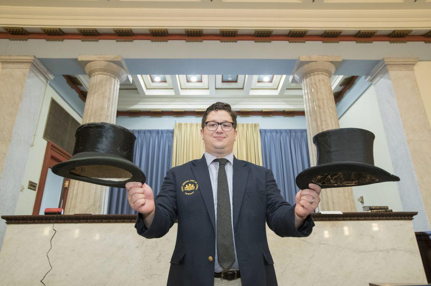 Judges will vote, via top hat, for interim DA