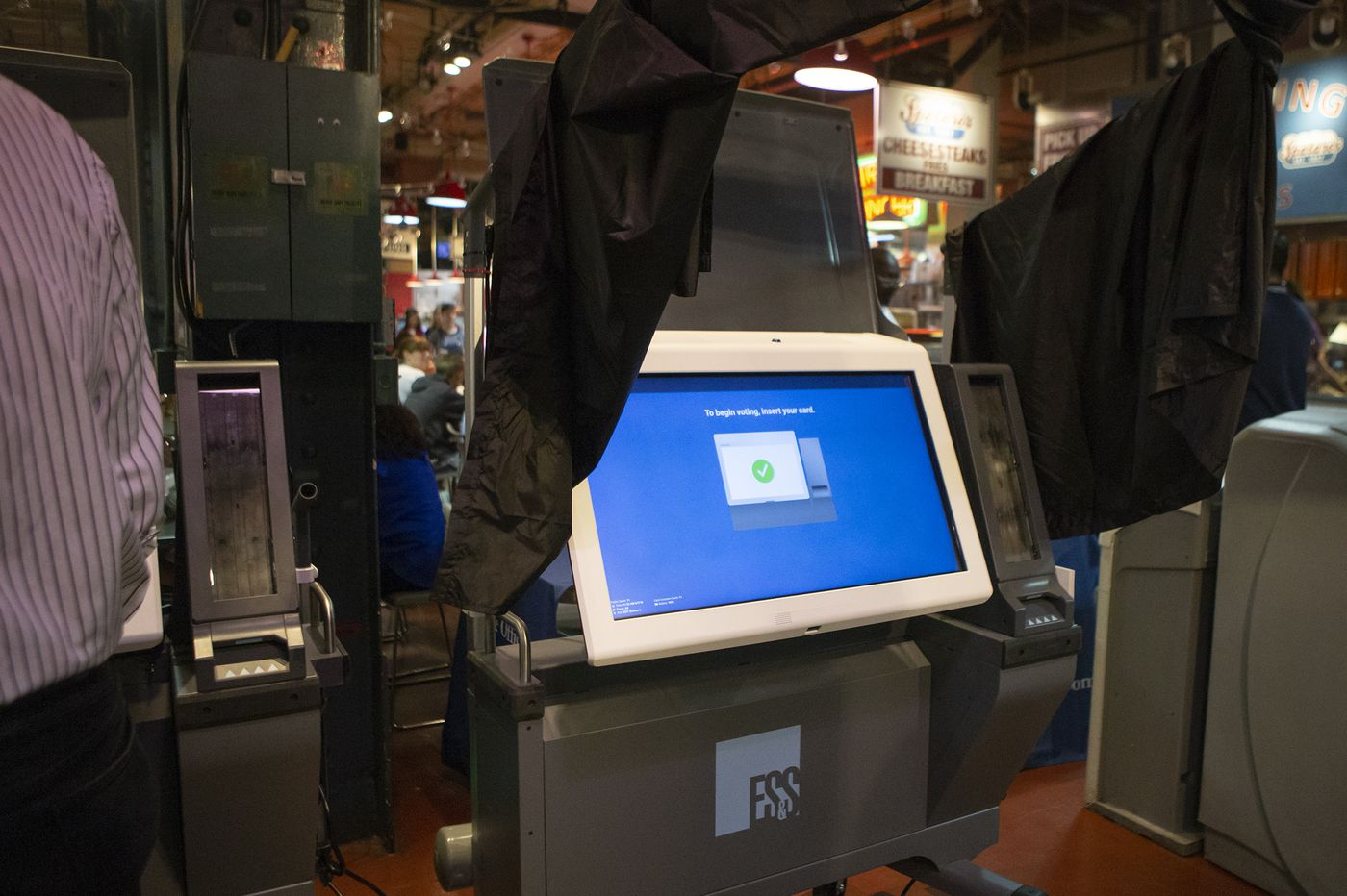 Philly's new voting-machine contract in jeopardy because vendor failed to disclose use of lobbyists, campaign contributions