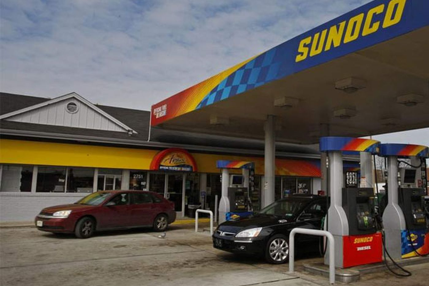 Sunoco parent buys Texas chain for $1.8 billion