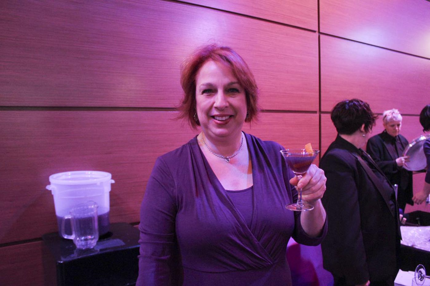 Katie Loeb, 57, cocktail pioneer