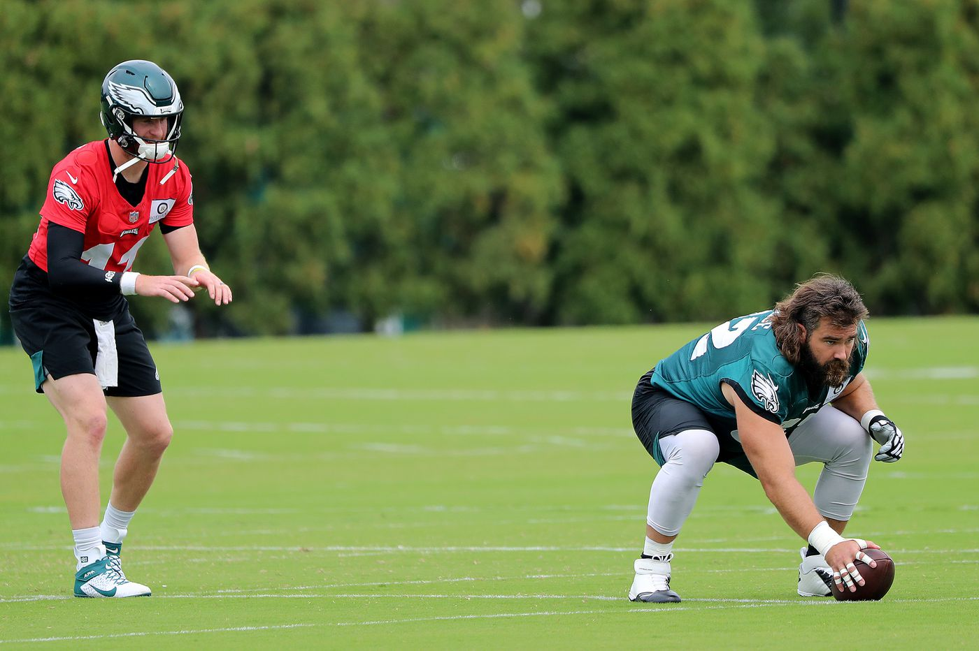 What to watch for in the Eagles-Rams Week 2 matchup | Early Birds