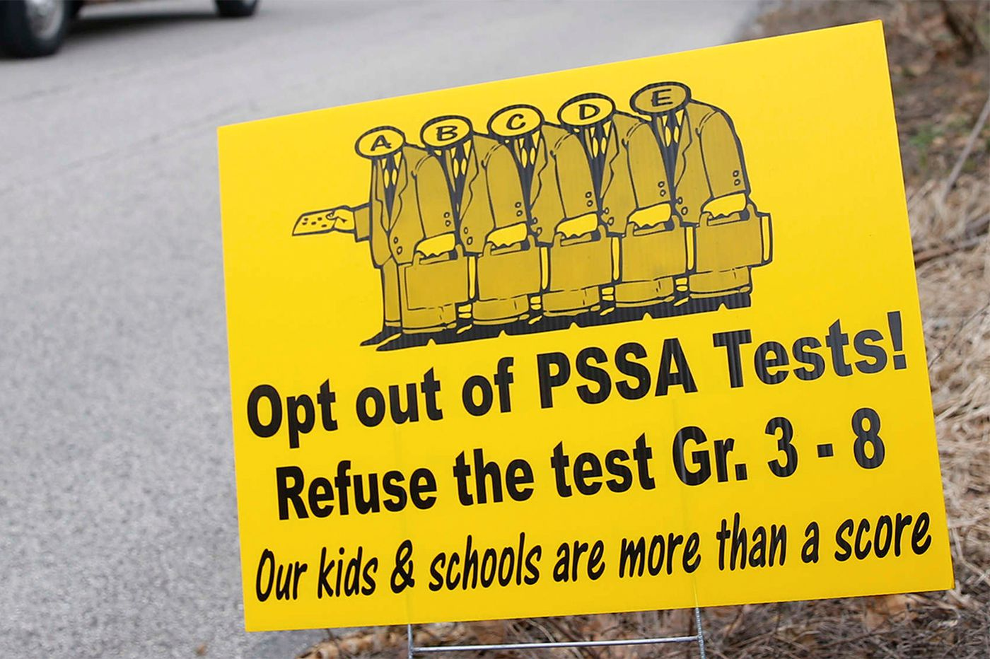 As protests rise over high-stakes tests, more students likely to opt out