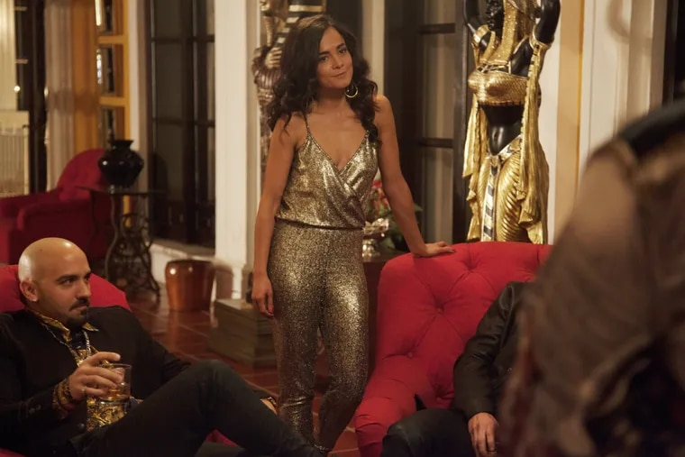 """Alice Braga as Teresa Mendoza in USA's """"Queen of the South."""""""