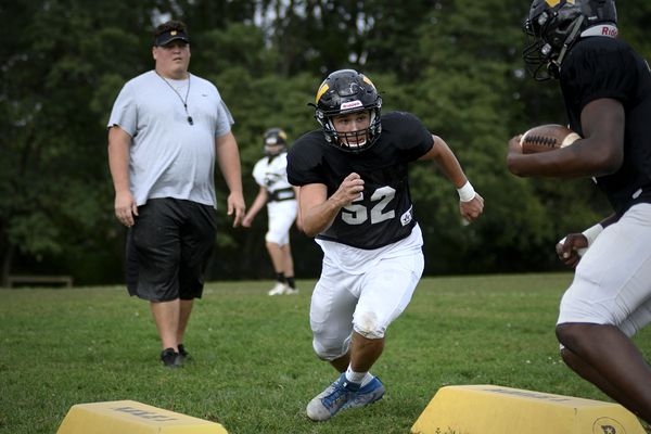 Archbishop Wood's Dom D'Alessio makes most of second chance at football