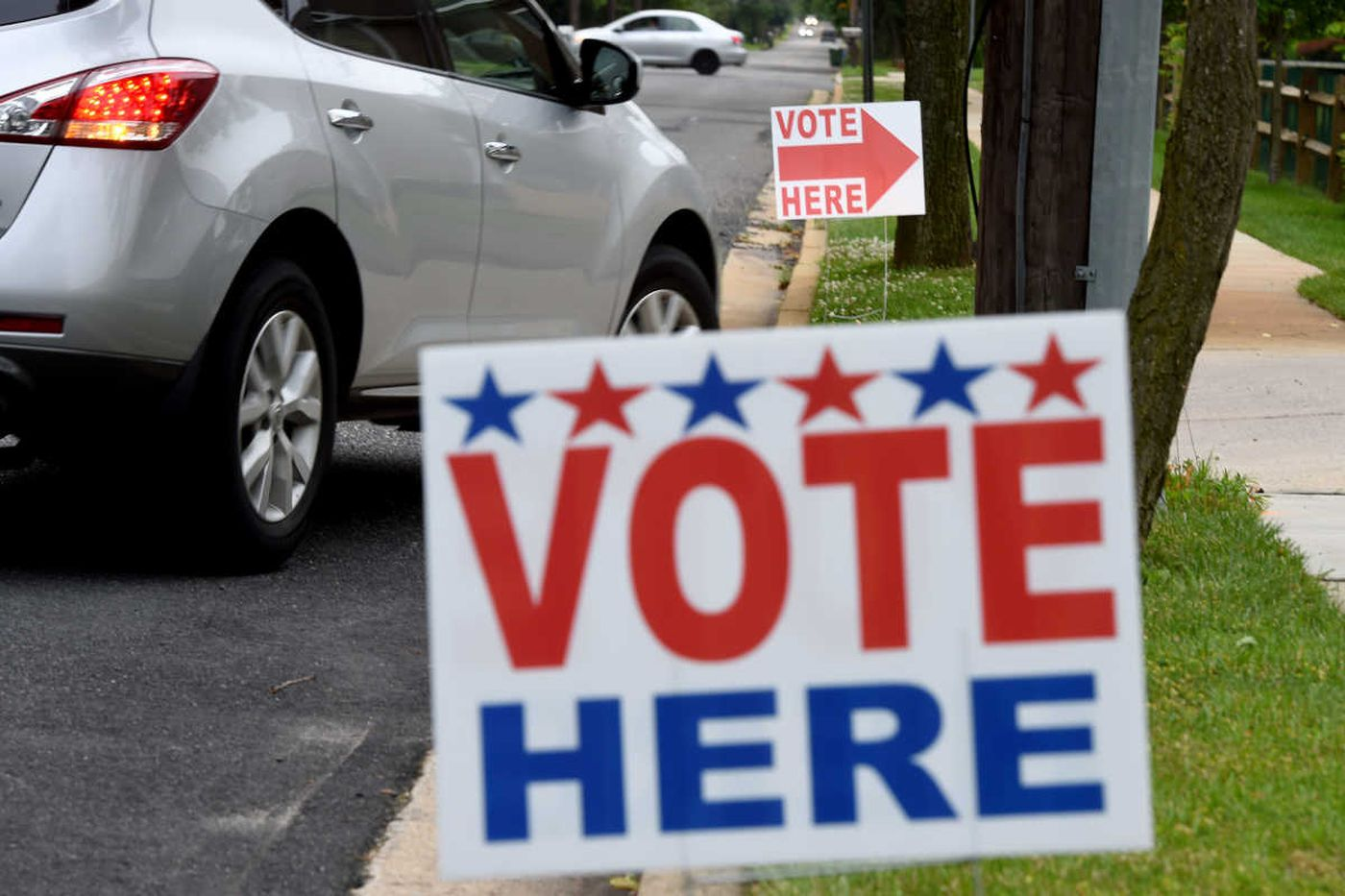 New Jersey voters heading to polls for 2017 primary