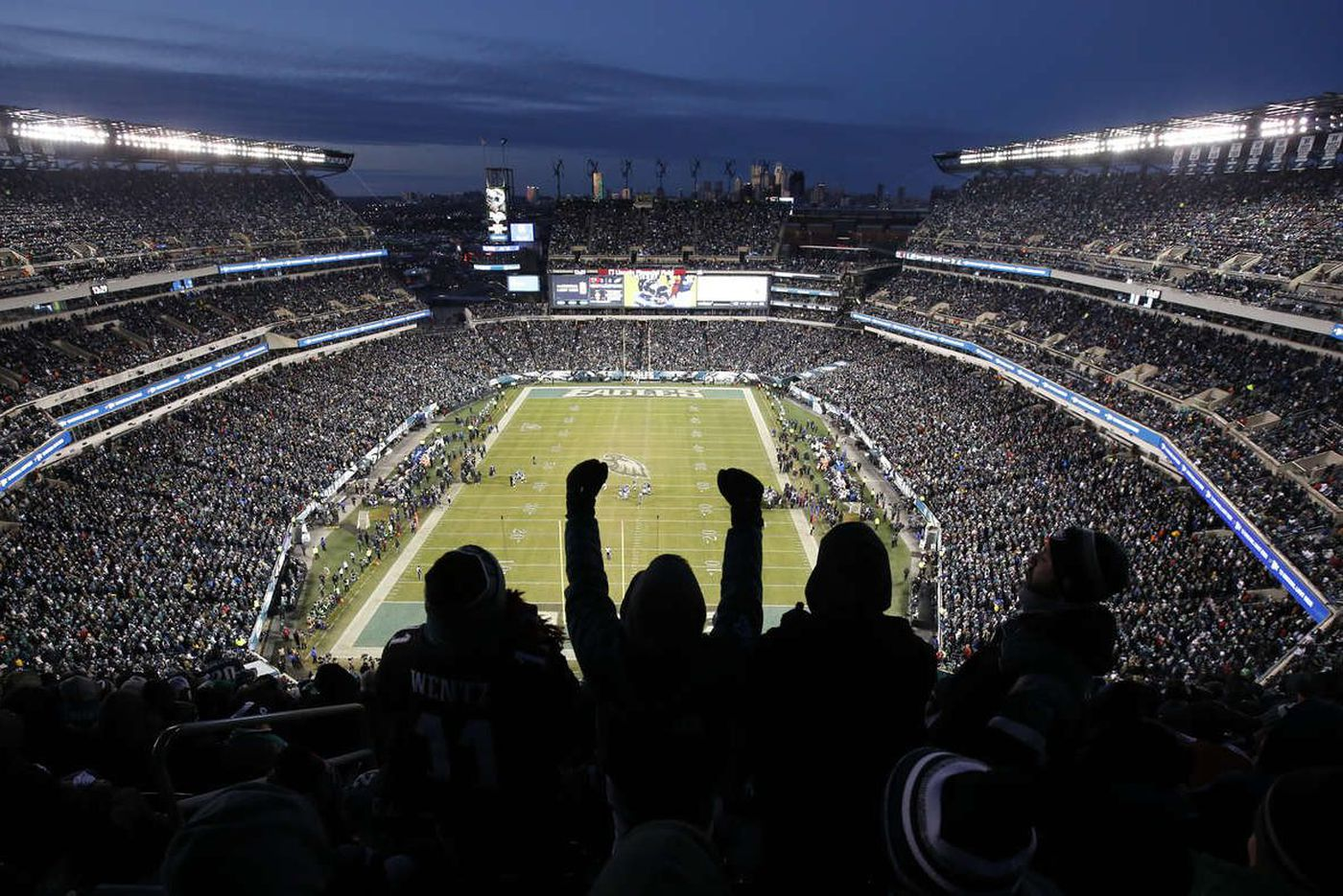 For Eagles fans, now is no time to underestimate the Vikings | David Murphy