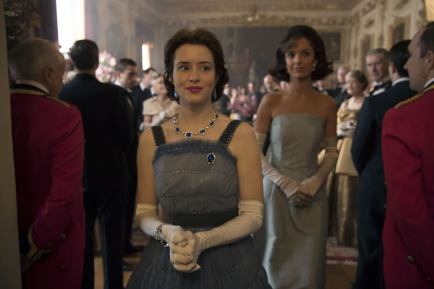 'The Crown' costumes come to Winterthur: How TV experiences extend beyond the screen