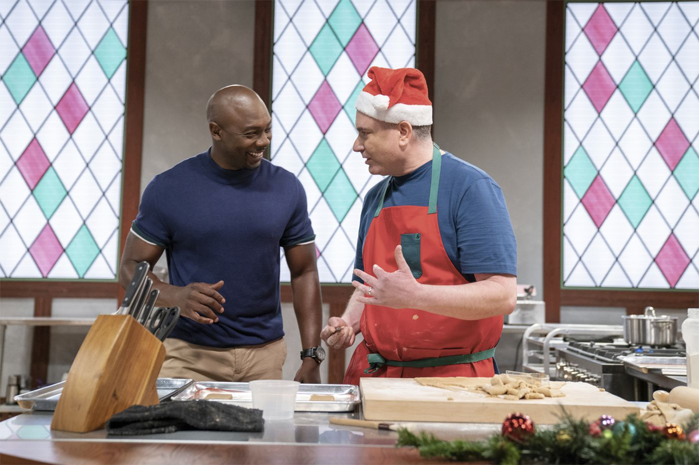 Temple pastry chef 'Baker Dave' to compete for $10,000 prize on Food Network's 'Christmas Cookie Challenge'