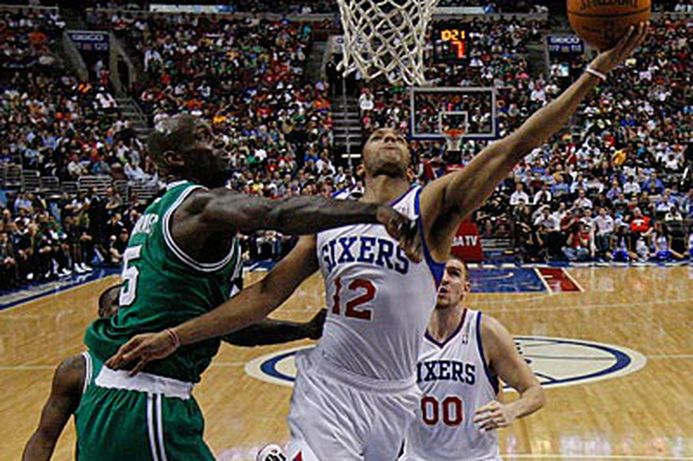 Breaking down the Sixers-Celtics series