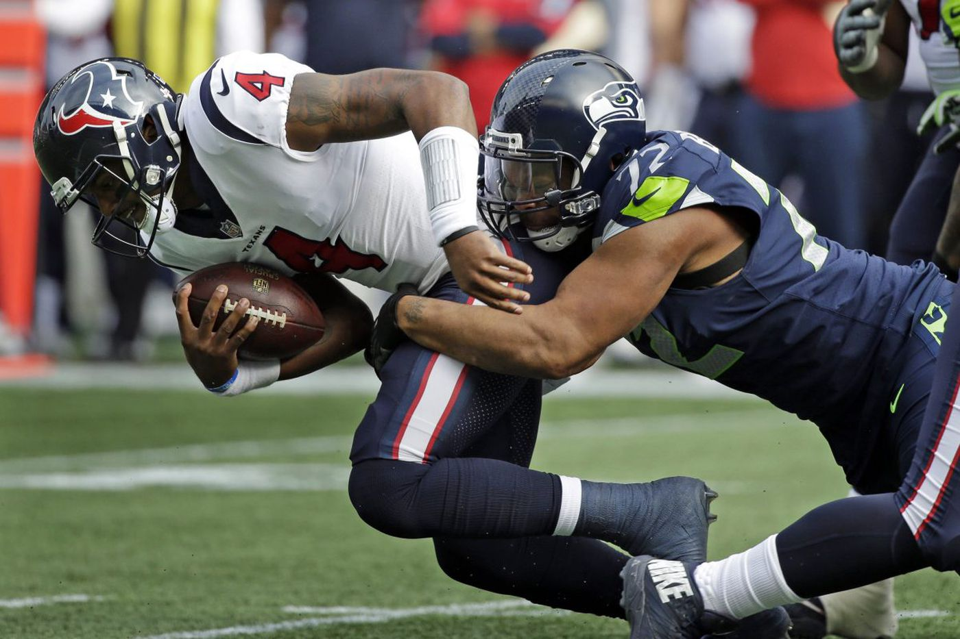 Are the Eagles going for it again by trading for Michael Bennett? | Mike Sielski